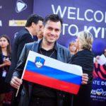 """Omar Naber: """"It feels great being in Kiev!"""""""